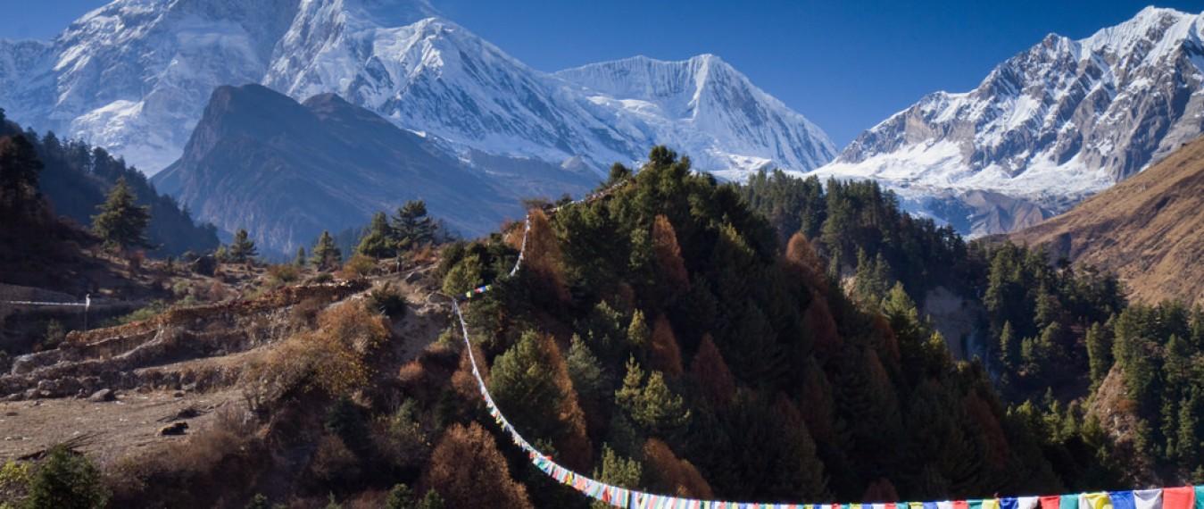 Mount-Manaslu