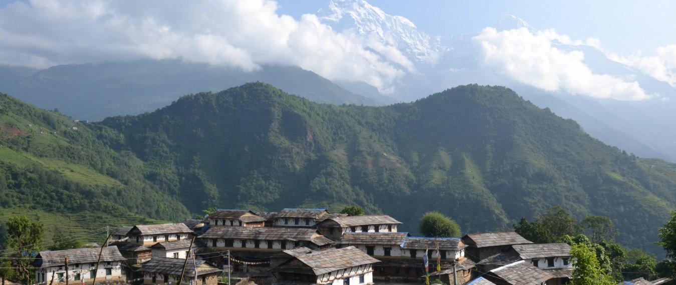 ghandruk-village-annapurna
