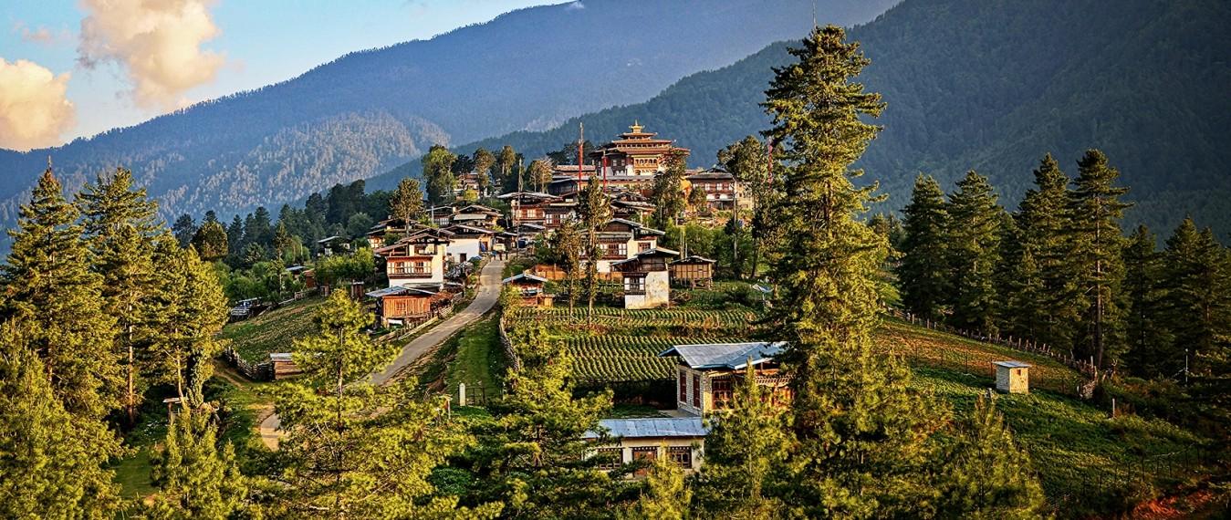bhutan-tour-7-days-gangtey