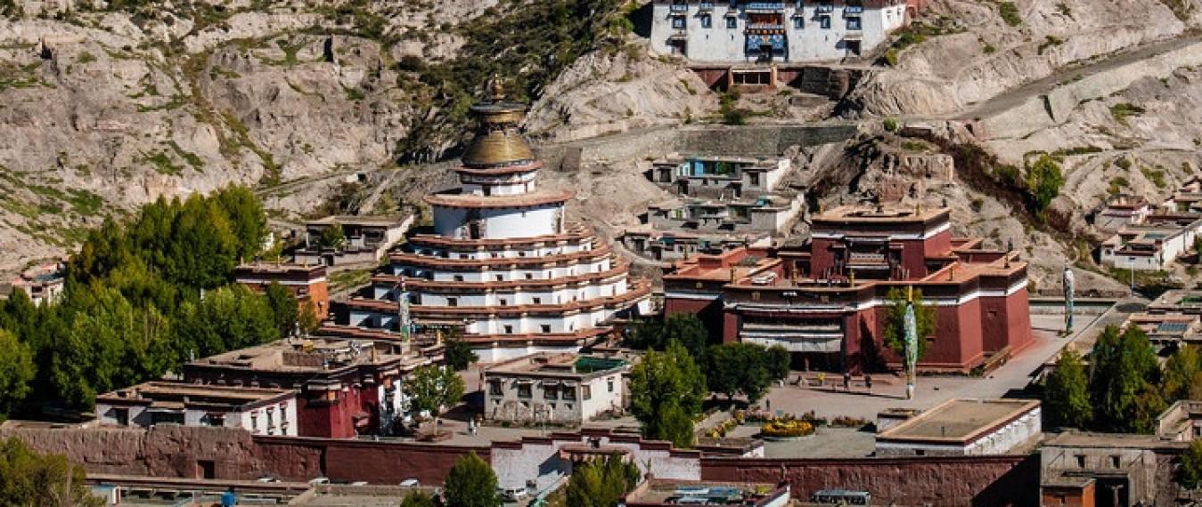 tibet-tour-7-days-Kumbum-Stupa-Gyantse