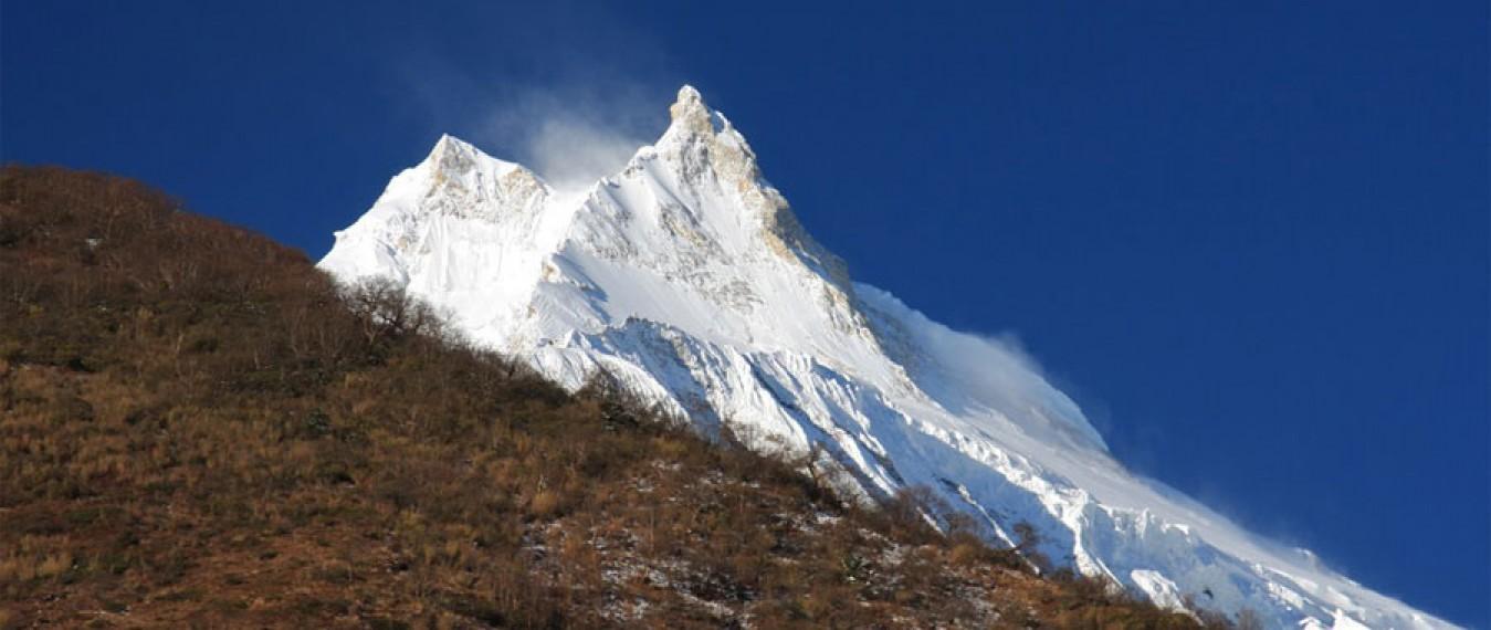 Mount Manaslu Best View