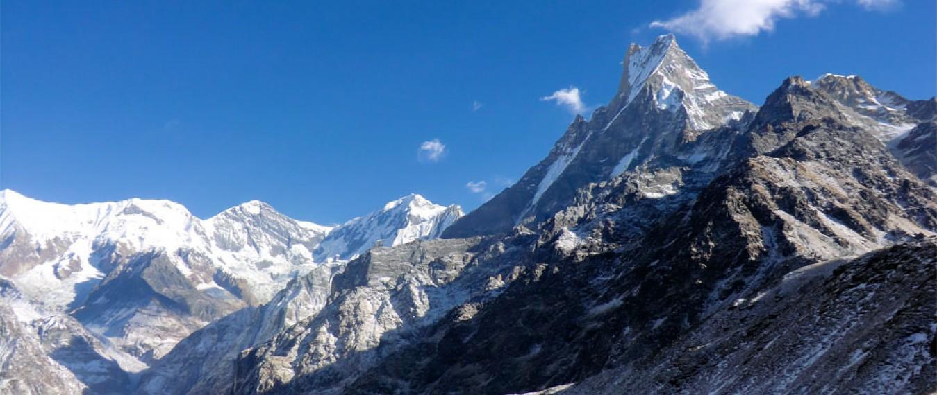 Mardi Himal Annapurna Both Trek