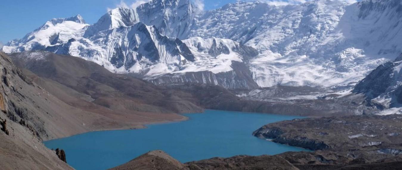Annapurna Circuit Tilicho Lake