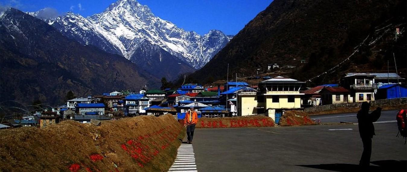 Everest Base Camp Gokyo Trek Length