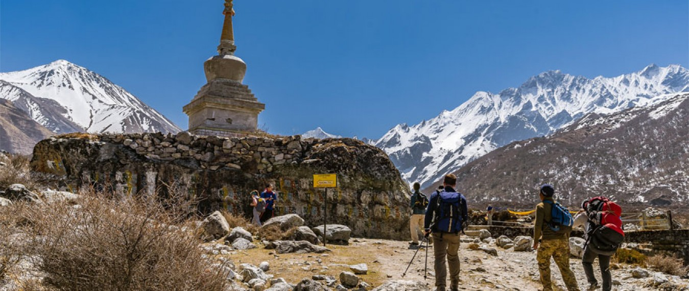 Tamang Heritage Langtang Trek