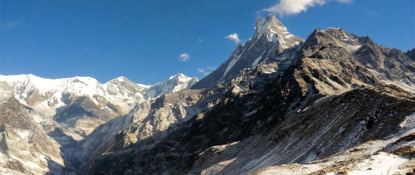Mardi Himal Trek Package for Nepali