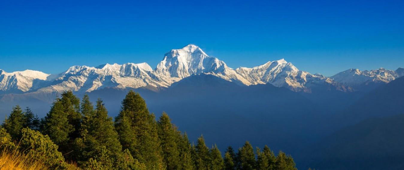 Ghandruk Poon Hill Trek from Pokhara Nepal