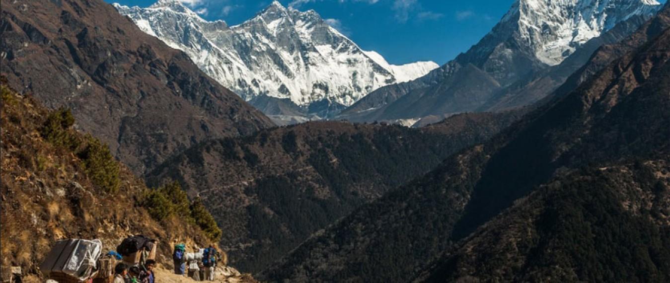 Lukla Tengboche Trek in Everest