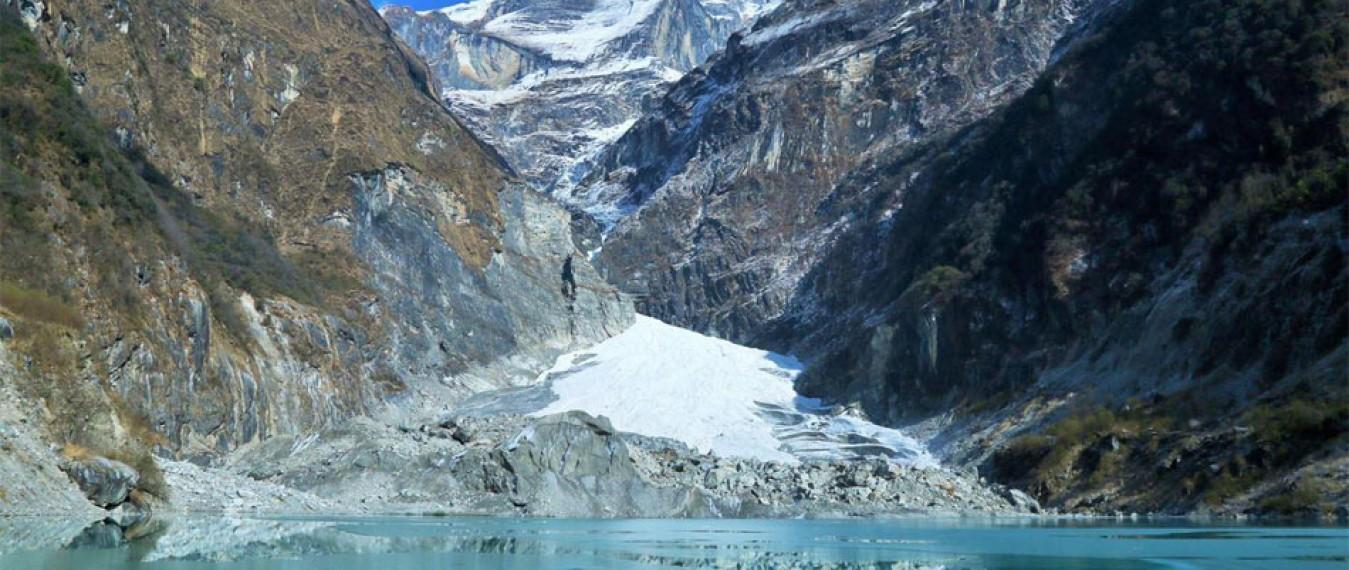 Sikles Kapuche Lake Trek from Pokhara