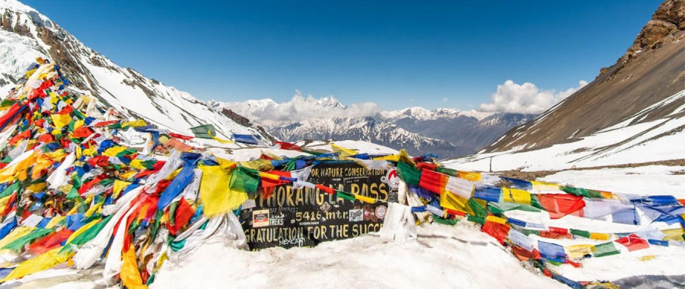 Thorong La Pass Trek an exciting trek in Annapurna