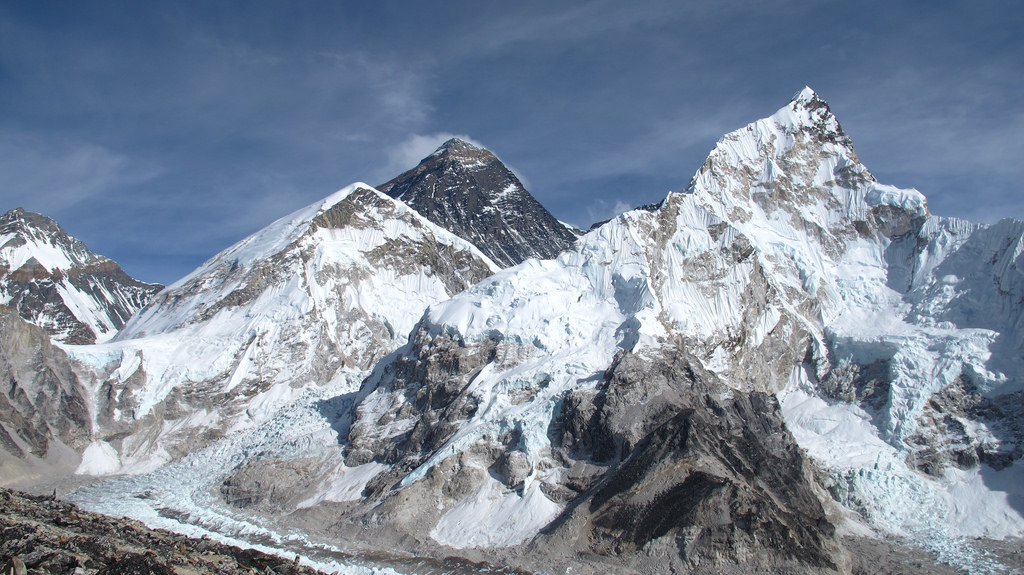 Nepal has prohibited solo climbers to ascend Mount Everest