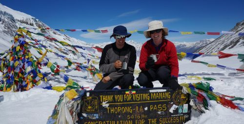 Annapurna Circuit Trek Cost and Itinerary
