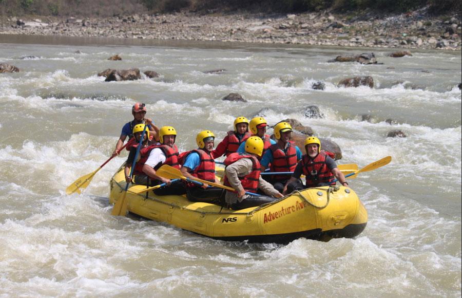 Trishuli River Rafting Package