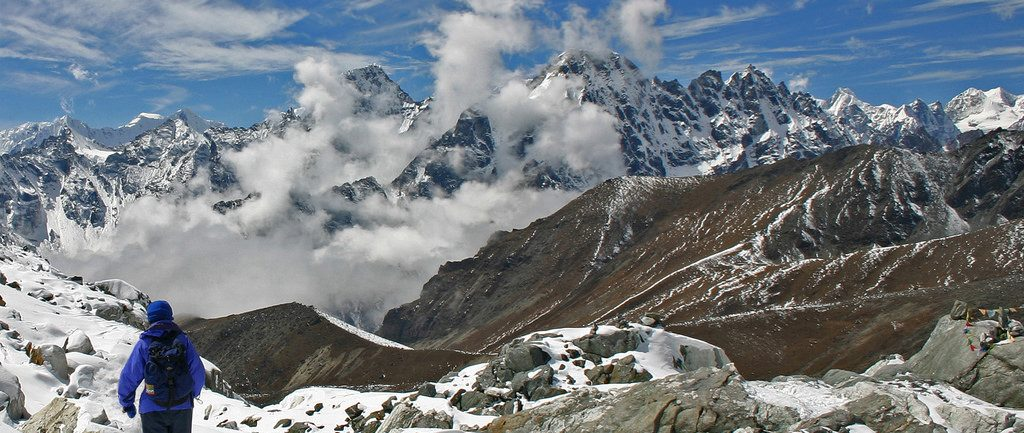 chola-pass-everest-trekkng