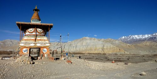 Upper Mustang Trek with Chorten Gate