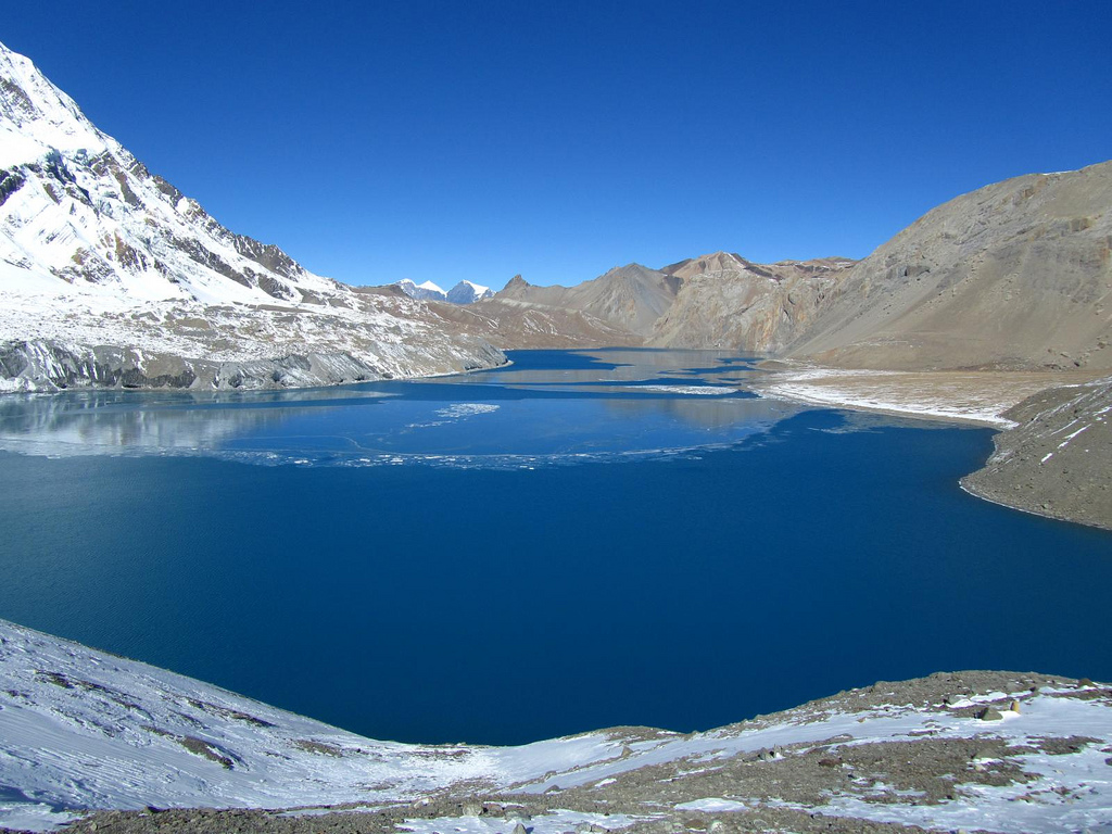 Tilicho Lake Trek with Annapurna Circuit