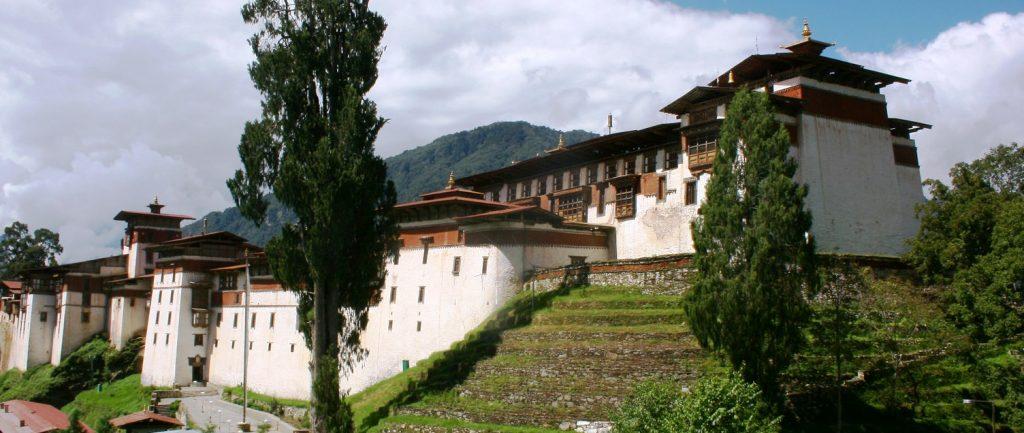 trongsa-dzong