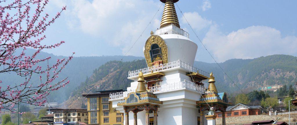 Memorial-Chorten-Thimphu