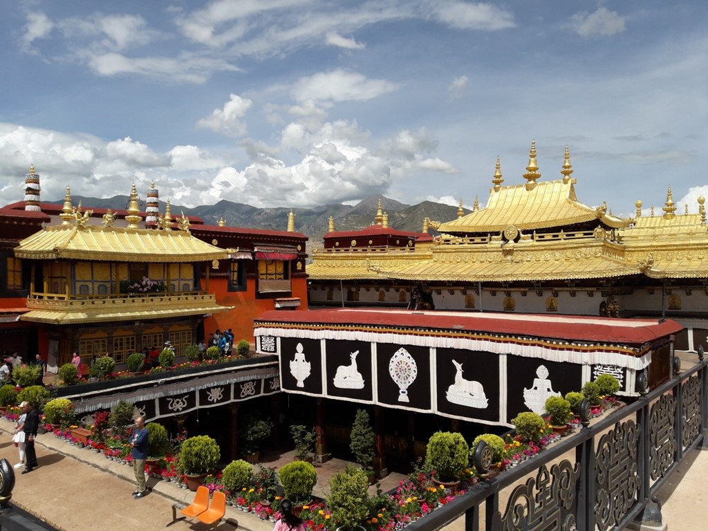 Tibet Tour 5 days : Lhasa Yamdrok Lake Tour