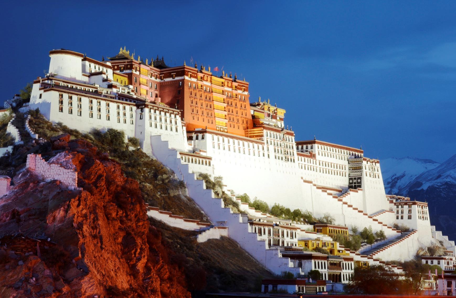 Nepal Tibet Tour: Kathmandu Lhasa Overland Tour I