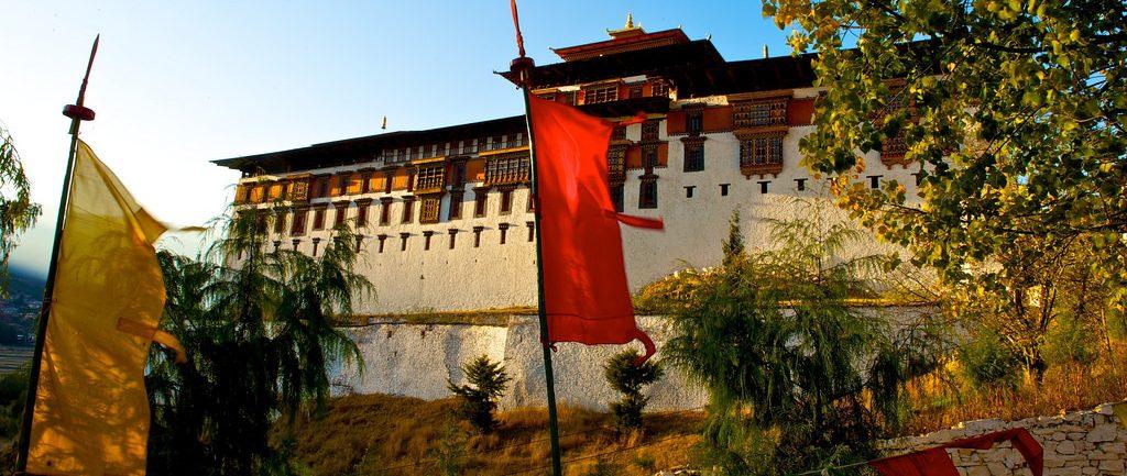Bhutan-travel-Rinpung-Dzong