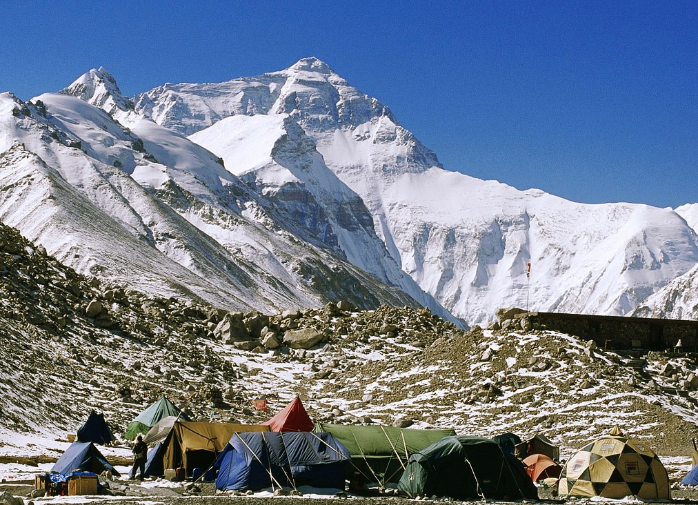 Everest Base Camp Tour by drive: Nepal Tibet EBC Tour