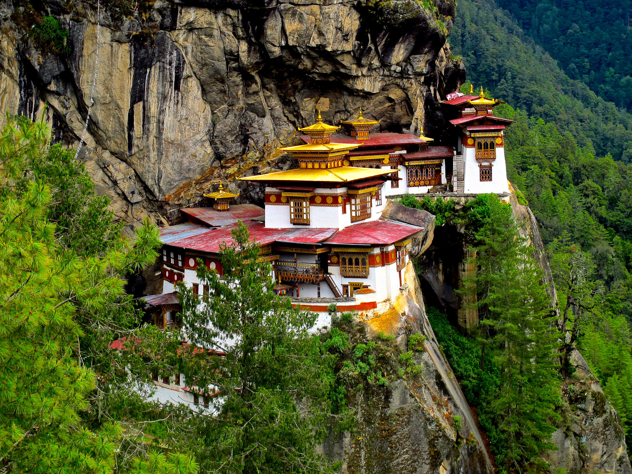 Bhutan Travel 3 days : Paro Tour