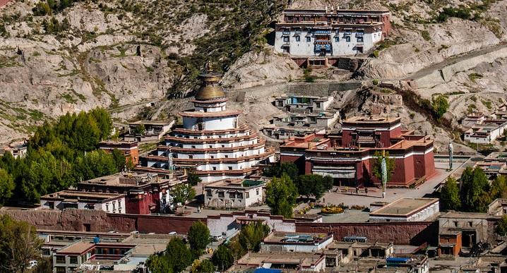 Tibet Tour 7 days : Lhasa Gyantse Shigatse Tour