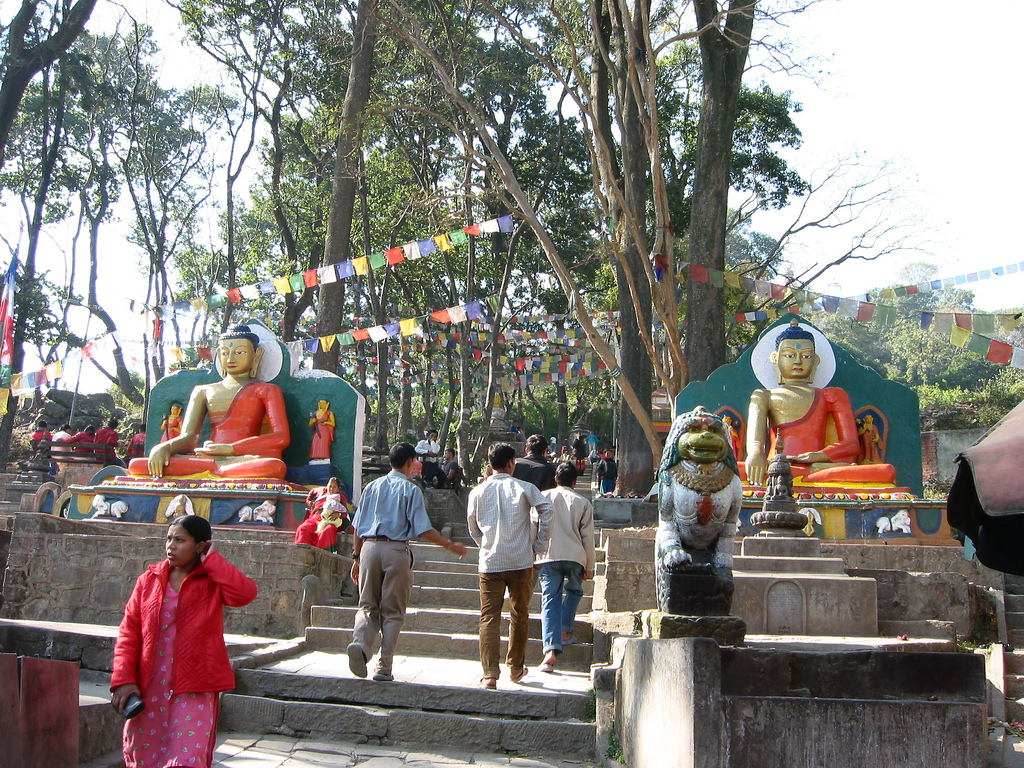 Buddhist Pilgrimage Tour Nepal