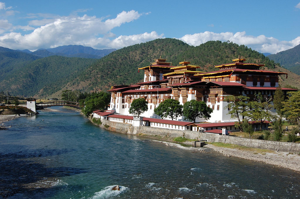 Bhutan Travel 6 days : Paro Thimphu Punakha Tour II