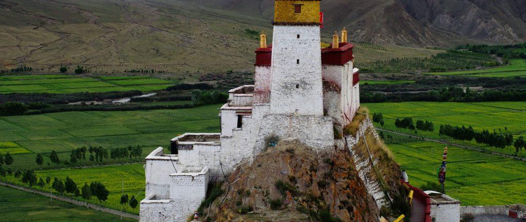tibet-travel-Yumbulakang-tsedang