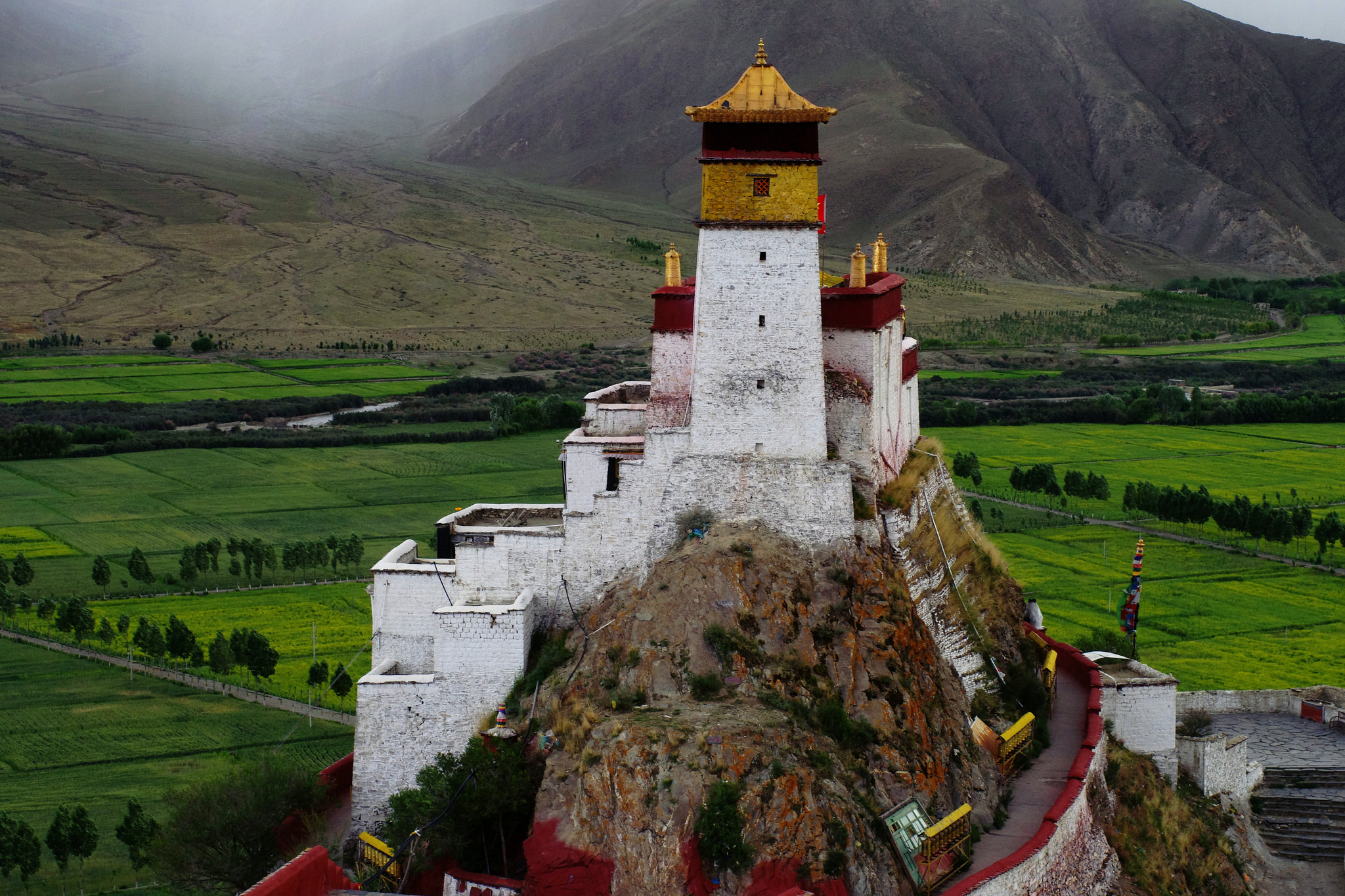 Tibet Travel 6 days : Lhasa Tsedang Tour