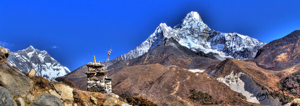 Why trek in Nepal?
