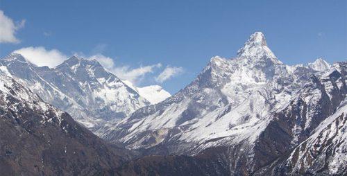 1 week of Everest trek