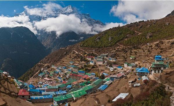 1 week of trek in Nepal