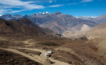 Upper Mustang Jeep Tour Package