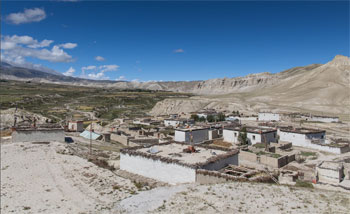 Upper Mustang Trek Package Cost