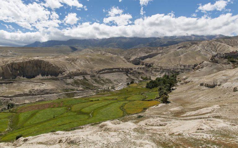 Upperr Mustang Valley