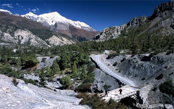 Difference between Annapurna Circuit and Annapurna Base Camp Trek