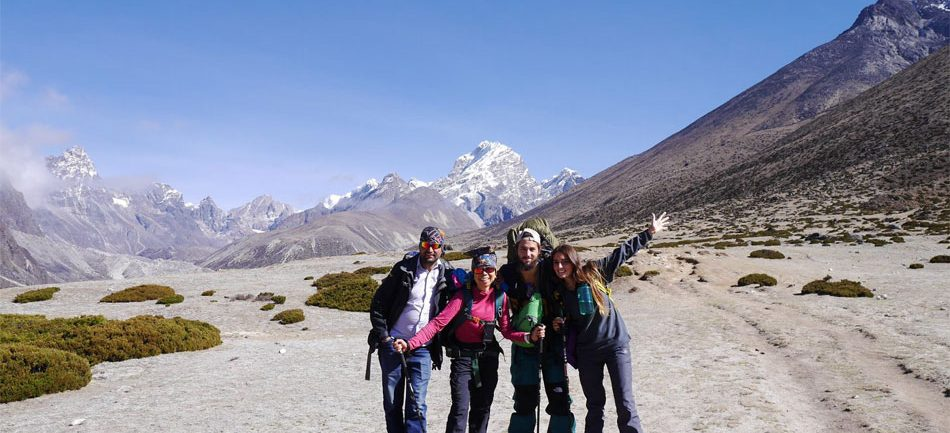 Guide Hire Price for Everest Trek