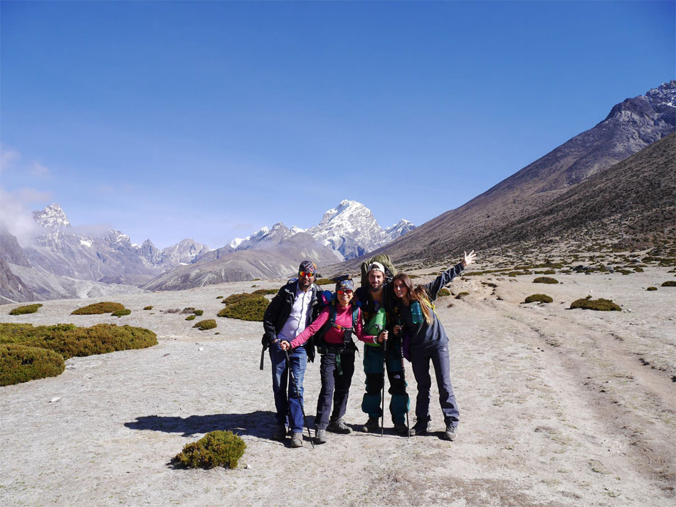 Guide Hire Price for Everest Trek