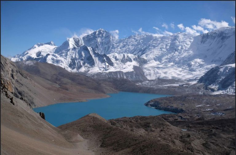 Tilicho Lake Annapurna Circuit Trek Distance Length km