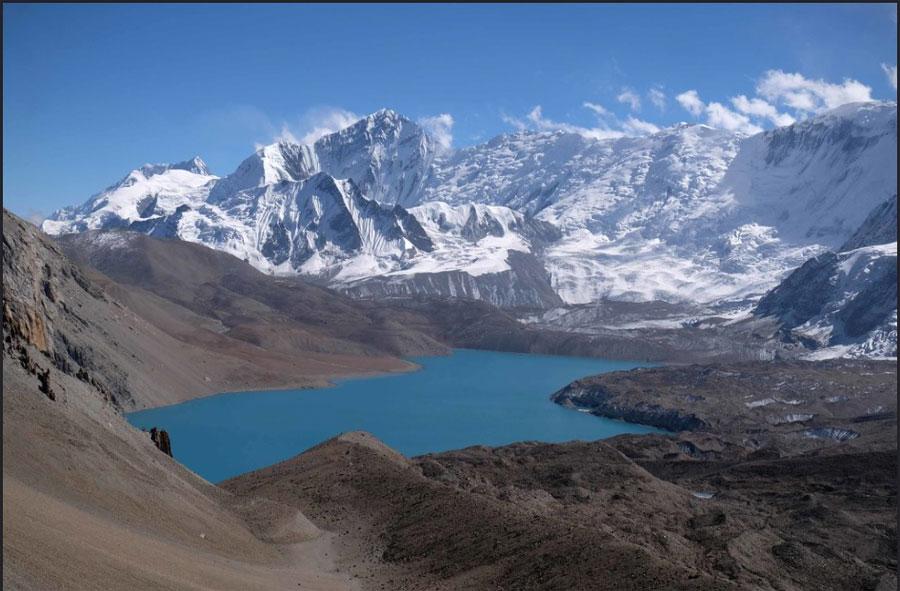 Tilicho Lake Annapurna Circuit Trek Distance Length km
