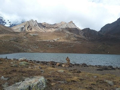 Tilicho Lake Annapurna Circuit Trek Itinerary with Length
