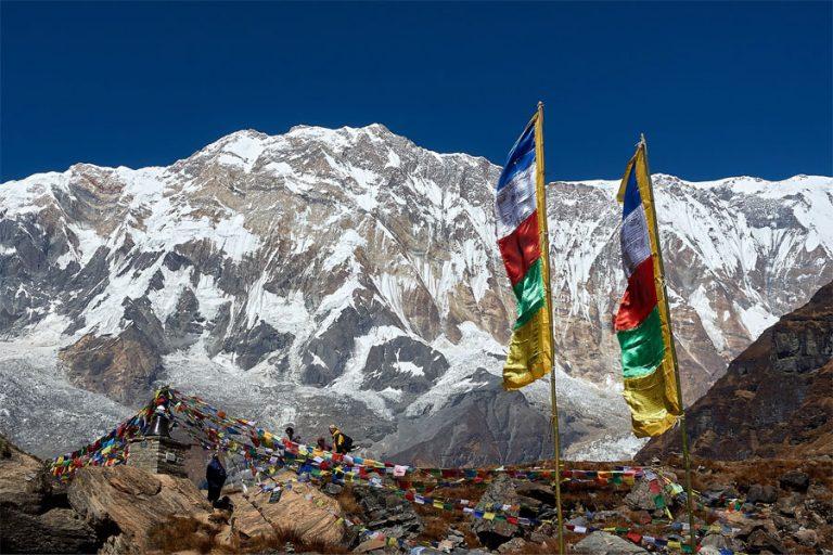 Annapurna Base Camp Trek Distance and length