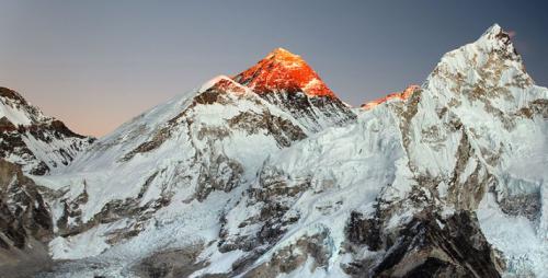 Mount Everest New Height 8848.86 meters