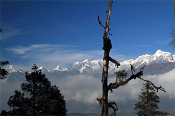 Pikey Peak Trek Nepal