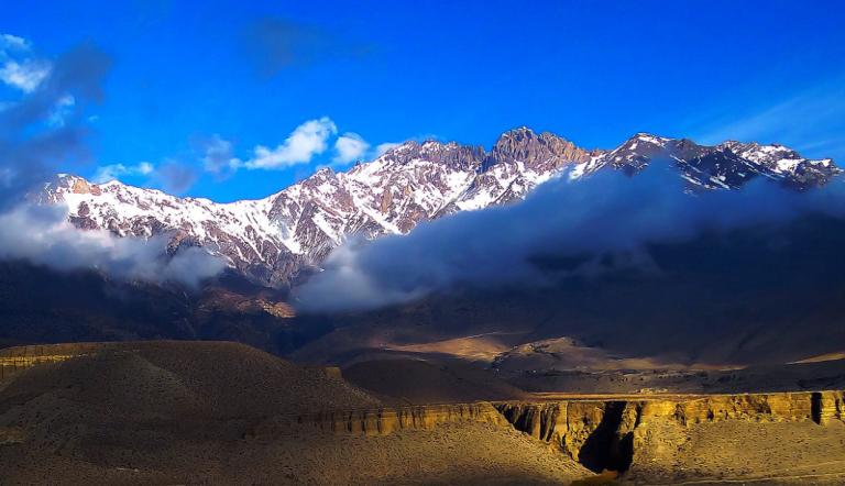 Jomsom Trek from Pokhara