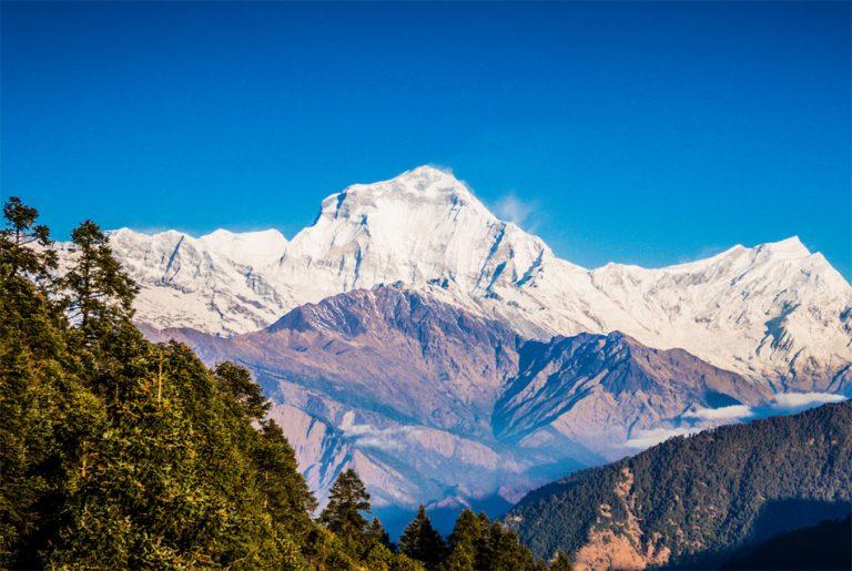 Kathmandu to Poon Hill Trek cost