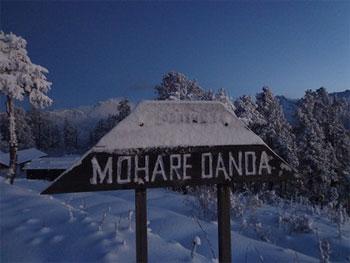 Mohare Danda Trek: Community Lodge Trek in Nepal